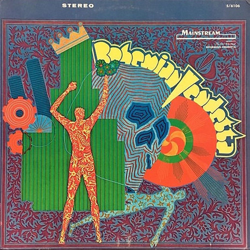 Bohemian Vendetta LP VG+ 1968 Stereo Original Press S/6106 Psych Acid RARE