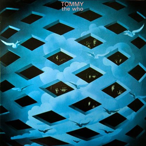 The Who - Tommy (2LP 200 gram vinyl, Quiex SV-P )