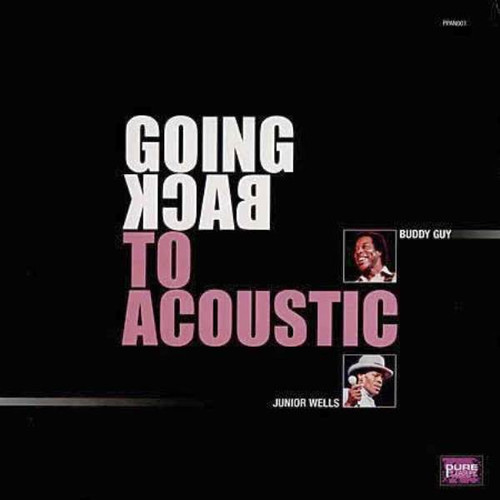 Buddy Guy - Going Back To Acoustic (Pure Pleasure Audiophile Pressing)