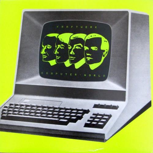 Kraftwerk - Computer World (1981 - 1st Canadian pressing)