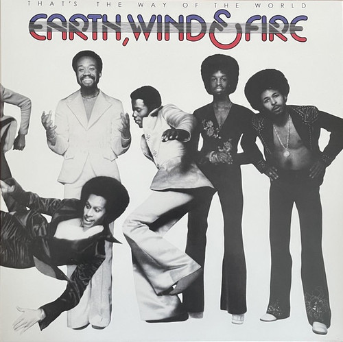 Earth, Wind & Fire - That's The Way Of The World (180g Impex Pressing)