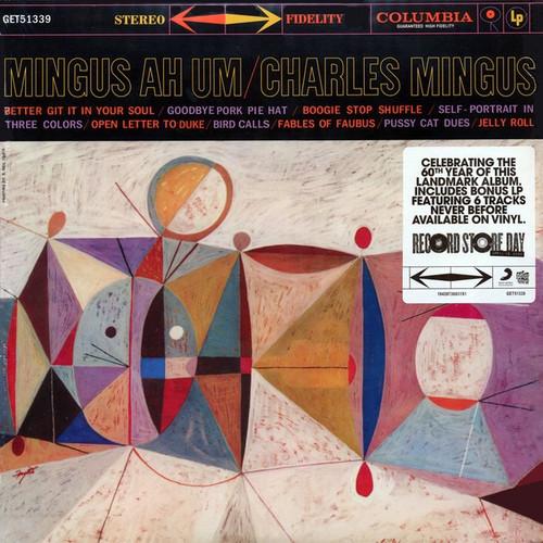Charles Mingus - Mingus Ah Um ( 2 LP Deluxe Limited Edition)