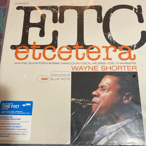 Wayne Shorter - Etcetera (Tone Poet)