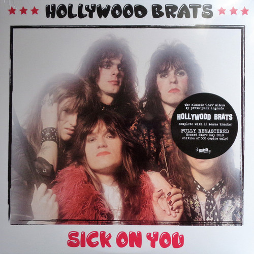 Hollywood Brats - Sick On You