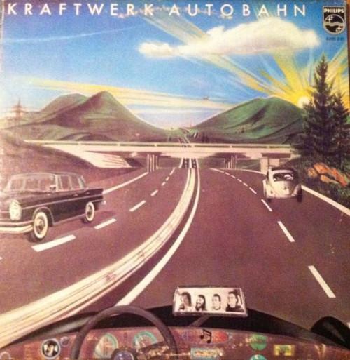 Kraftwerk - Autobahn (Canadian press)