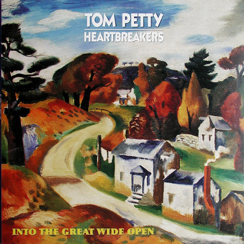 Tom Petty and the Heartbreakers - Into The Great Wide Open (1st Press)