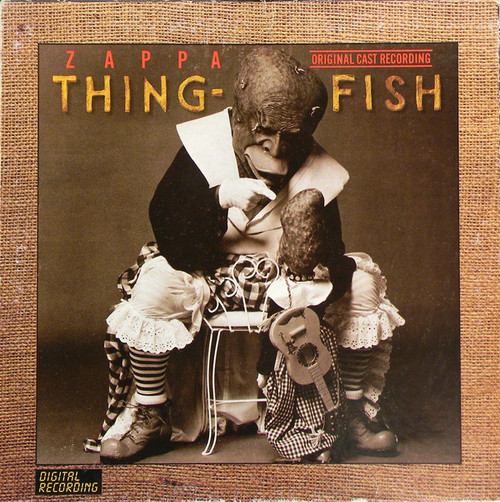 Frank Zappa - Thing-Fish (Import)