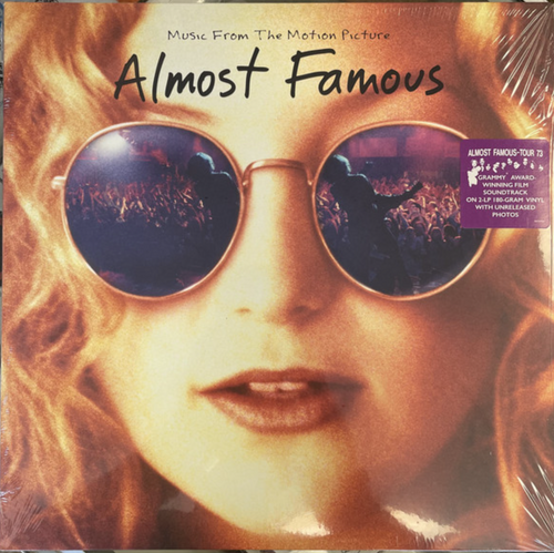 Various Artists - Almost Famous (Music From The Motion Picture)