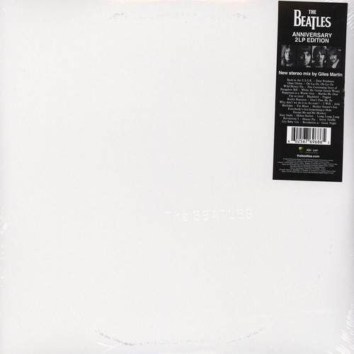 The Beatles - White Album (2LP 50th Anniversary Mixes)