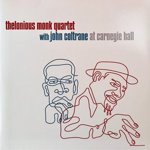 The Thelonious Monk Quartet - At Carnegie Hall