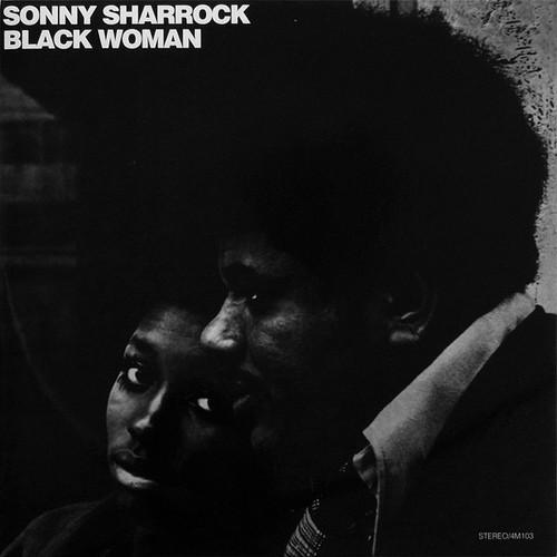 Sonny Sharrock - Black Woman (NM/NM)