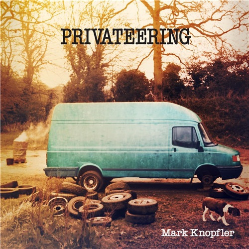 Mark Knopfler - Privateering (2012 NM/NM)