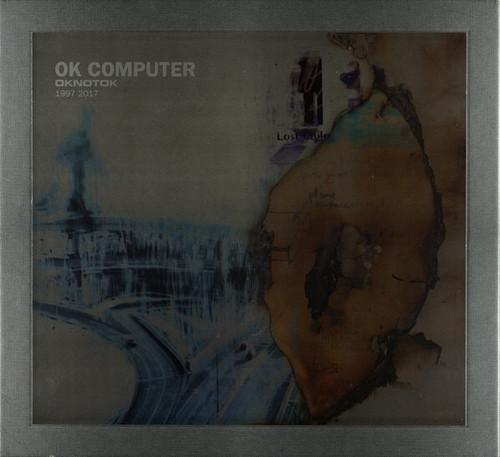 Radiohead - OK Computer OKNOTOK 1997 2017 Sealed Box with the vinyl packed separately!