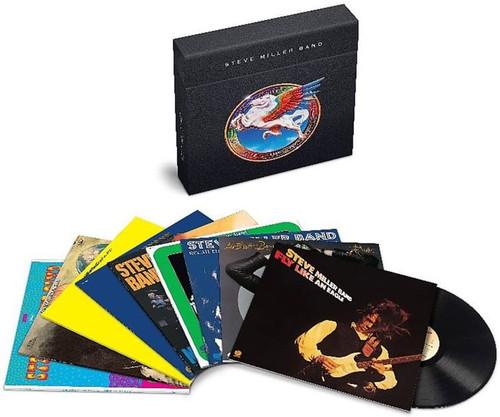 Steve Miller Band - Vinyl Box Set Volume 1 (1968-1976)
