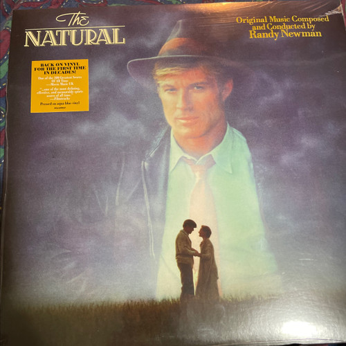 Randy Newman - The Natural (Motion Picture Soundtrack)