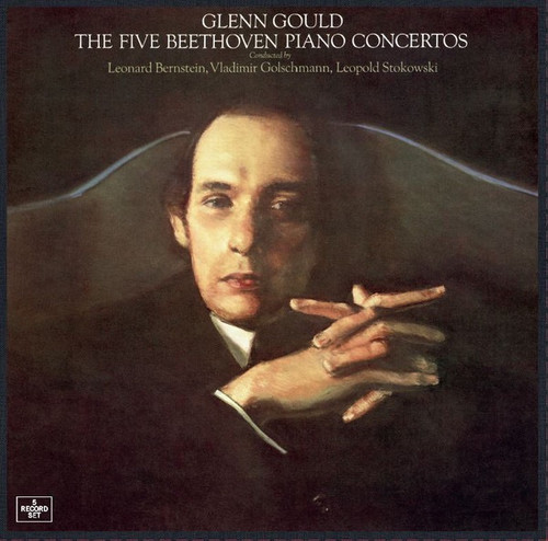 Glenn Gould - The Five Beethoven Piano Concertos (New 2020 reissue)