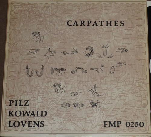 Michel Pilz - Kowald - Lovens - Carpathes