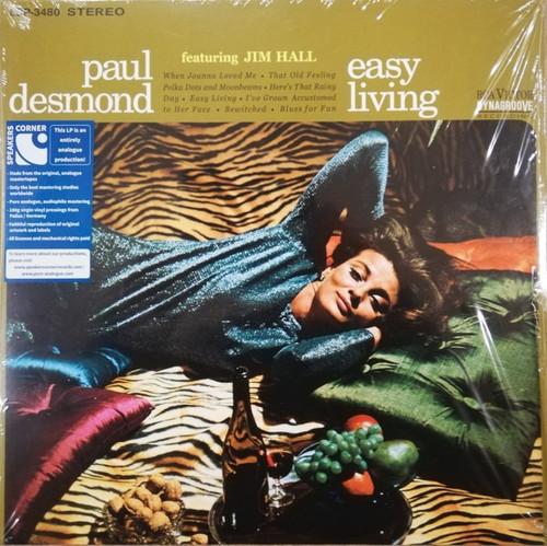 Paul Desmond - Jim Hall - Easy Living (Speakers Corner)