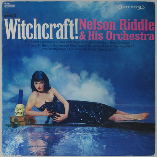 Nelson Riddle & His Orchestra – Witchcraft!