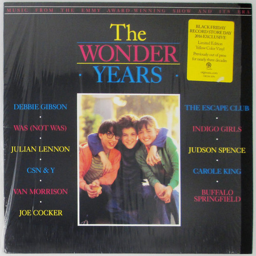 The Wonder Years (soundtrack  - reissue)