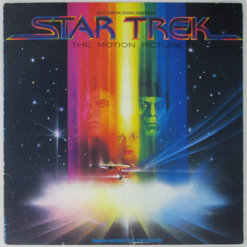 Jerry Goldsmith – Star Trek: The Motion Picture