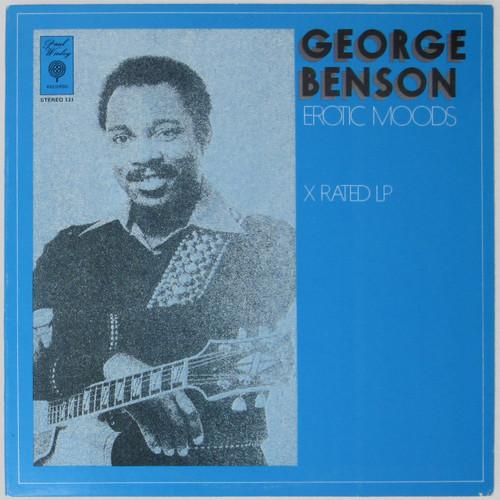 George Benson With The Harlem Underground Band – Erotic Moods