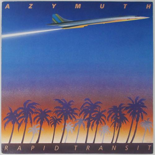 Azymuth – Rapid Transit