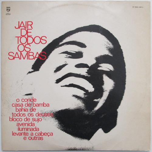 Jair Rodrigues – Jair De Todos Os Sambas