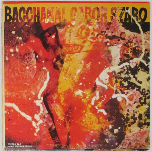 Gabor Szabo – Bacchanal
