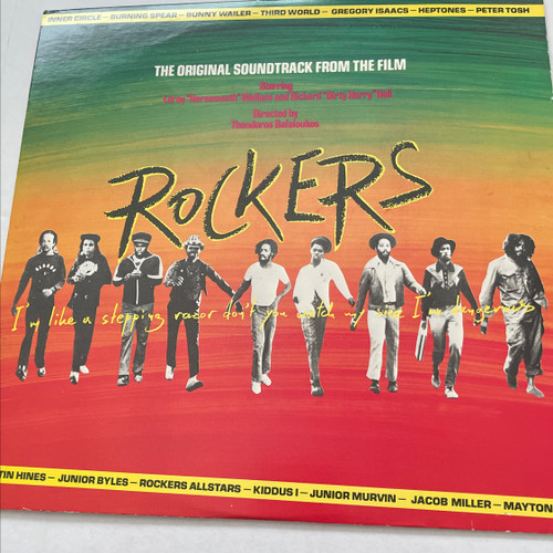 Various - Rockers (Soundtrack)