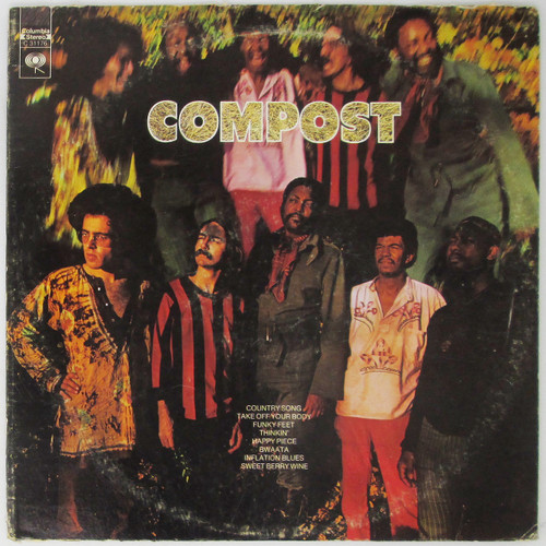 Compost  – Take Off Your Body