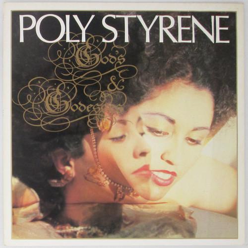 Poly Styrene – Gods And Goddesses  (EP)
