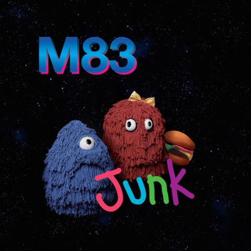 M83 - Junk (VG+/VG+)