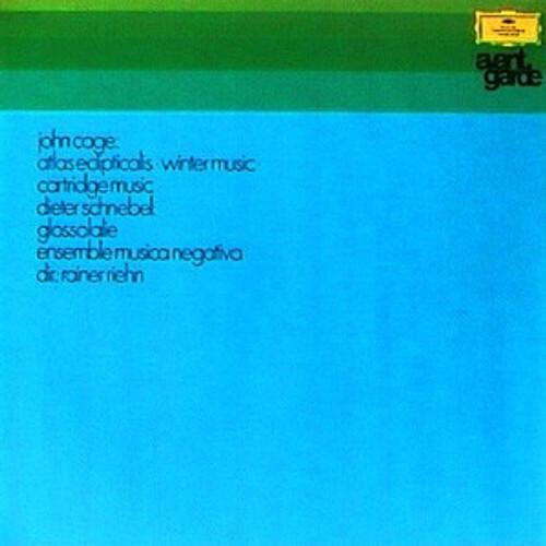 John Cage - Atlas Eclipticalis • Winter Music • Cartridge Music / Glossolalie