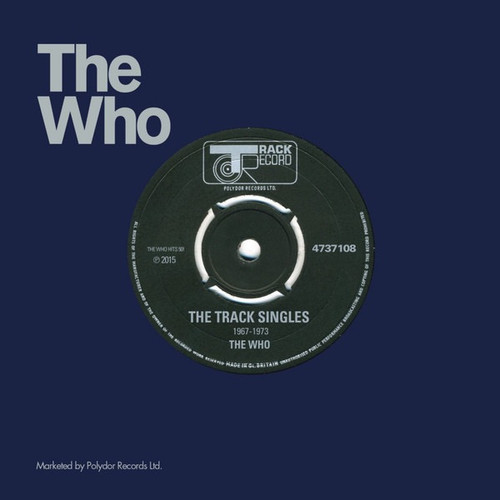The Who - The Track Records Singles 1967-1973 (Sealed Box