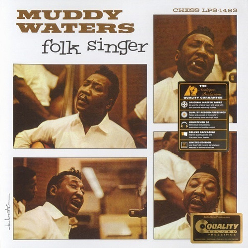 Muddy Waters - Folk Singer (Analogue Productions 33rpm)
