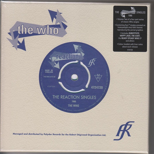 The Who - The Reaction Singles 1966
