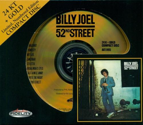 Billy Joel - 52nd Street ( Gold CD Audiophile)
