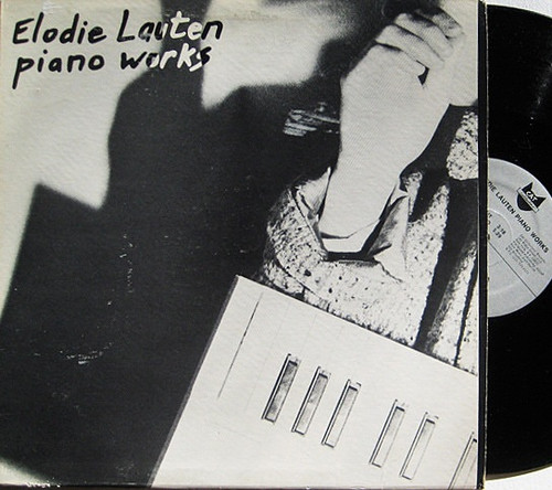 Elodie Lauten - Piano Works ( Contemporary Classical Sealed)