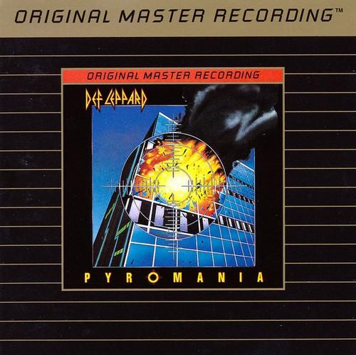 Def Leppard - Pyromania (Mobile Fidelity Gold CD)