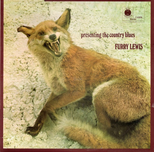 Furry Lewis - Presenting The Country Blues