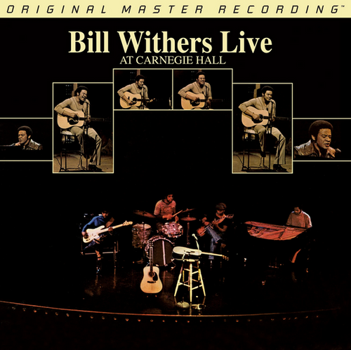 Bill Withers - Live at Carnegie Hall (MoFi 45RPM)
