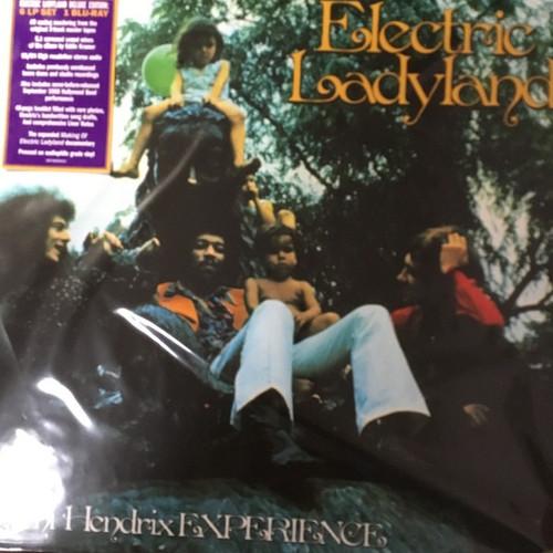 The Jimi Hendrix Experience - Electric Ladyland (Sealed Box Set)