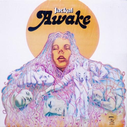 JACKAL - Awake (PERIWINKLE Original 1973 Press - RARE Canadian Psych/Prog NM/NM)