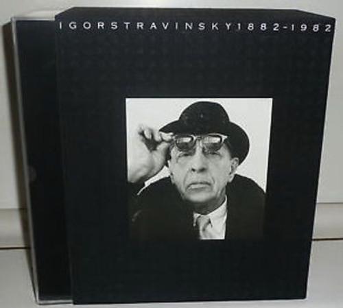 1882-1982 Recorded Legacy - IGOR STRAVINSKY 31 LP box