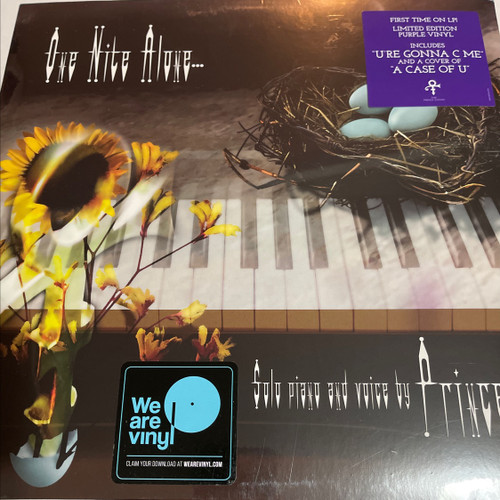 Prince - One Nite Alone - Limited Edition purple vinyl