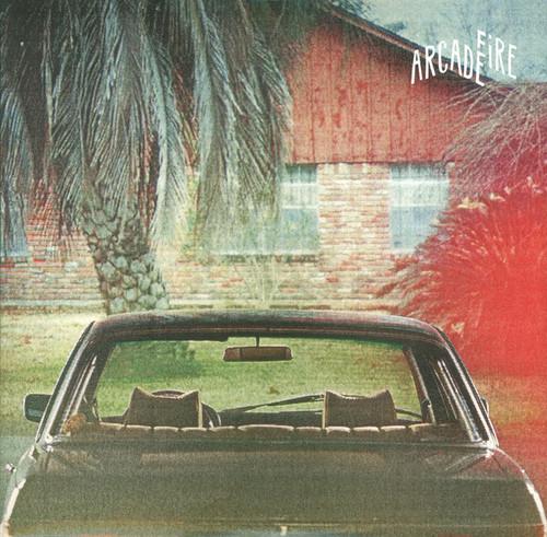 Arcade Fire - The Suburbs (1st press)
