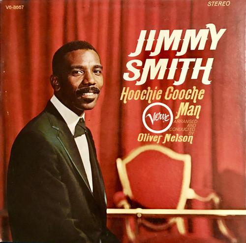 Jimmy Smith - Hoochie Cooche Man (1st Canadian)