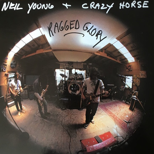 Neil Young & Crazy Horse - Ragged Glory (NM copy ! 1990)