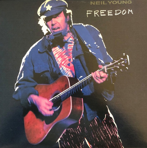 Neil Young - Freedom  (NM 1989 )